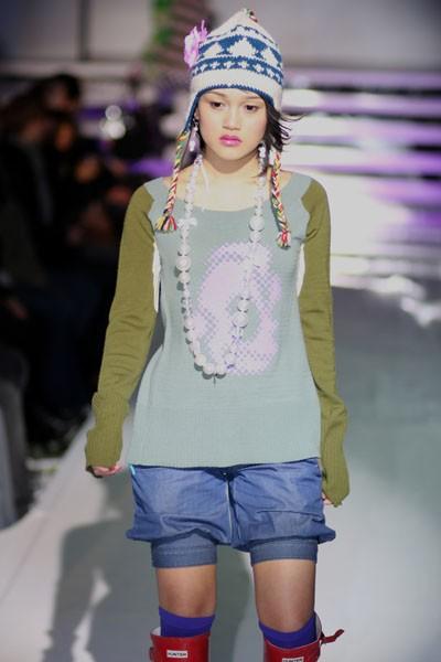 Тиждень моди L'Оreal у Торонто. Колекцiя від KidRobot фото: Сунь Тайли/Тhe Epoch Times