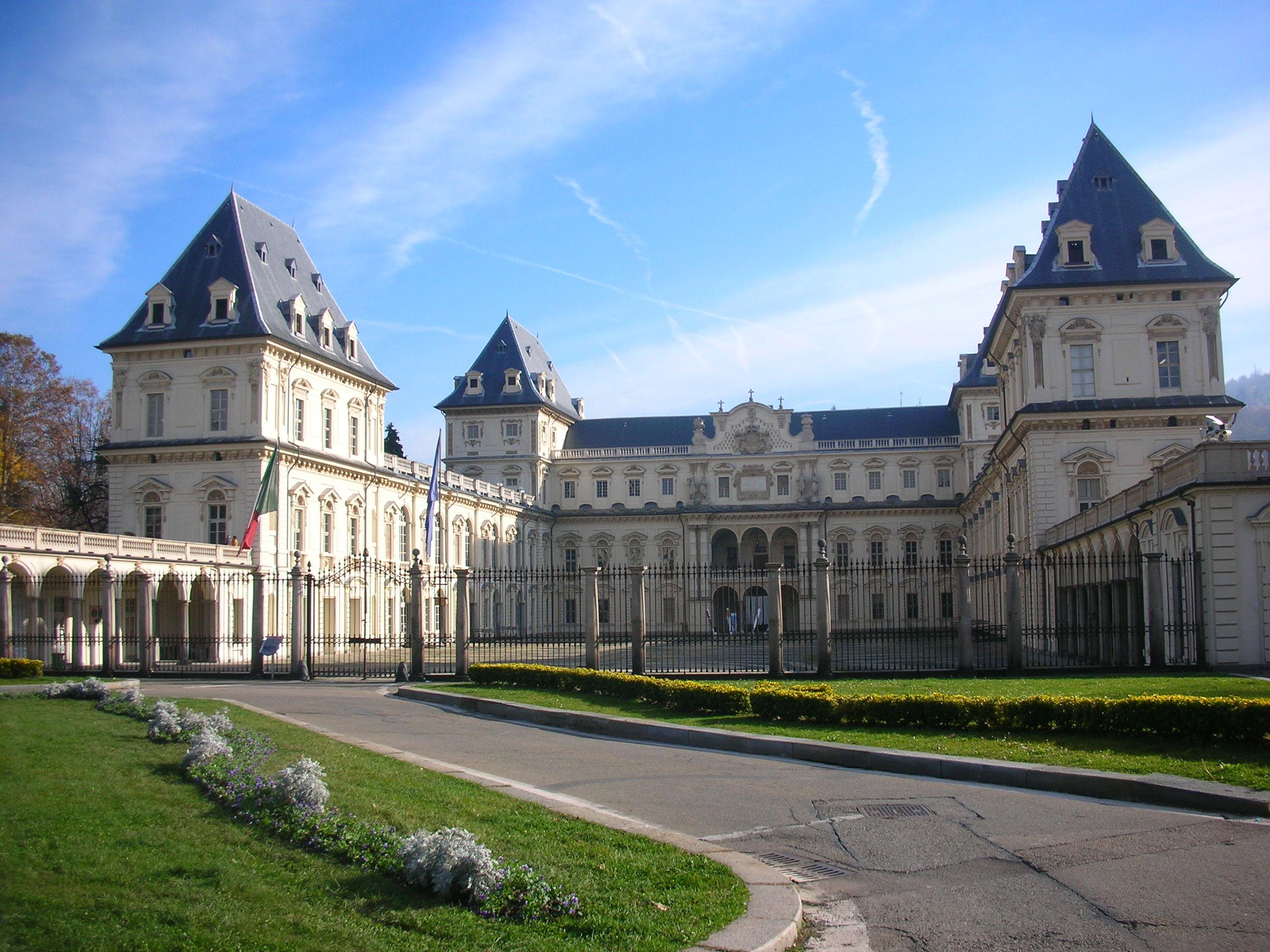 Замок Валентино XVI—XVII ст. — одна з резиденцій Савойської династії. Фото: ru.wikipedia.org