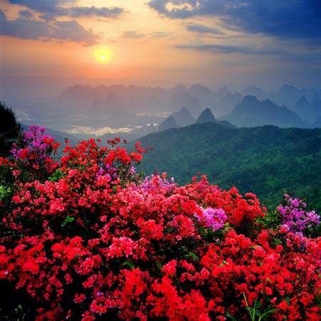 В гармонії з природою. Фото з secretchina.com