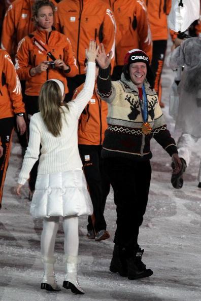 Церемонія закриття Зимових Олімпійських Ігор відбулася у Ванкувері. Фото: AFP/Getty Images