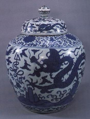 Изделия из китайского фарфора. Фото с epochtimes.com