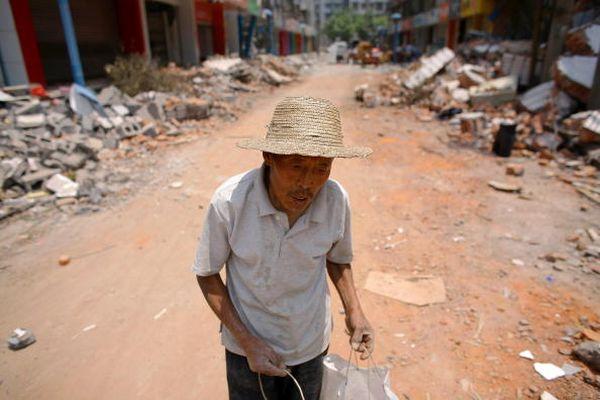 Селище Ханьван провінції Сичуань. Фото: Andrew Wong/Getty Images