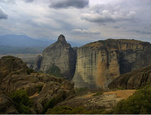 Монастирі Метеори в Греції. Фото: kuda.ua