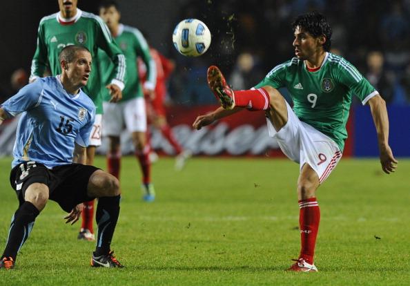 Уругвай - Мексика. Фото: Getty Images Sport