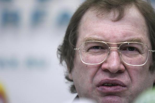 Сергій Мавроді.