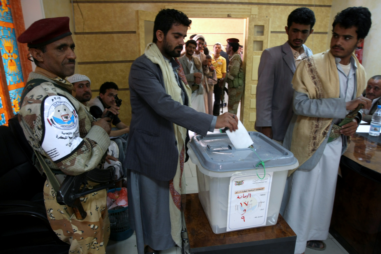 Вибори президента Ємену закінчилися збройними нападами