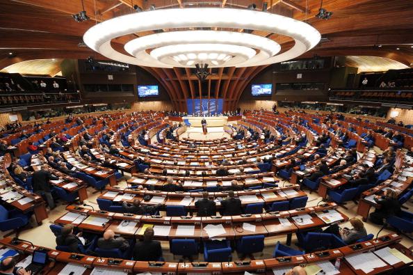 Заседание Европейской народной партии (ЕНП) в ПАСЕ