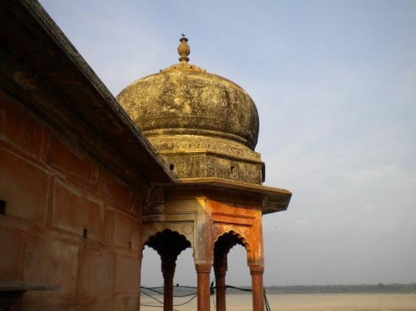 Купол Храму Шиви в місті Варанасі. Фото: Наталя ОР'ЄН /Велика Епоха