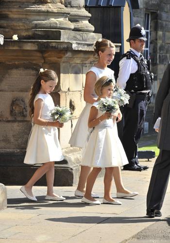 Весілля онучки королеви Єлизавети II Зари Філіппс. Фото: Philip Ide - WPA Pool / Getty Image