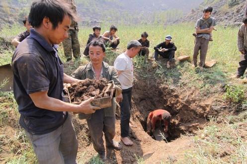 Стихія невгамовна: посуха в Китаї. Фото: bbs.ifeng.com