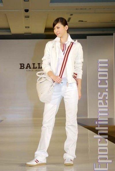 Коллекции BALLY, сезон весна-лето 2008.Фото: Хуан зунмао, The Epoch Times
