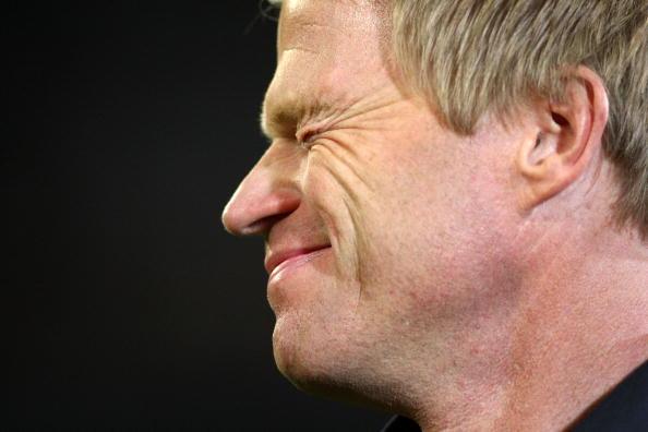 Олівер Кан (Баварія-МЮ) /Getty Images