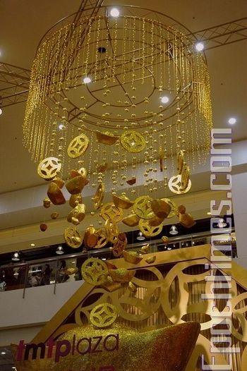 Новогодние товары. Фото: Пан Цзинчао/Великая Эпоха