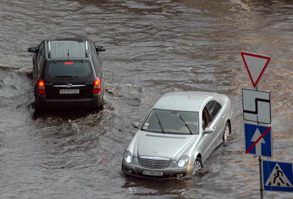 МЧС предупреждает о наводнении