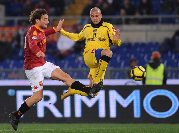'Рома' - 'Удінезе' фото: ISM Agency /Getty Images Sport