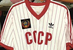 Футболки с надписью «СССР