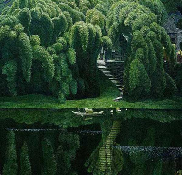 Сучжоуская вышивка. Фото: eblcu.com