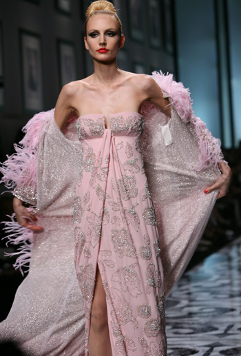 Valentino / Валентино Фото: FILIPPO MONTEFORTE/AFP/Getty Images