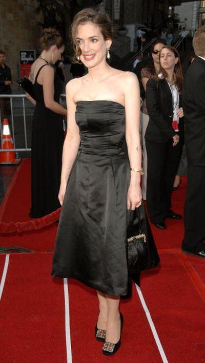 Вайнона Райдер / Winona Ryder. Фото: Getty Images