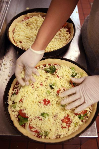 Італійська піца. Фото: Scott Olson/Getty Images
