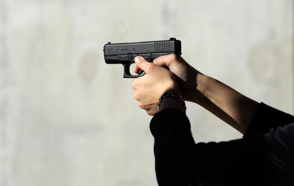 У Луганську здійснена спроба збройного нападу на Приватбанк