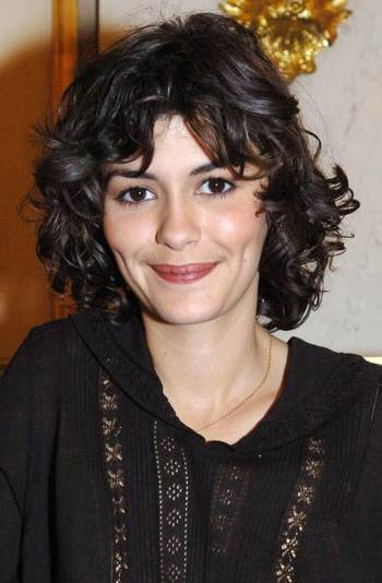 Одри Тоту / Audrey Tautou. Фото: JEAN AYISSI/AFP/Getty Images