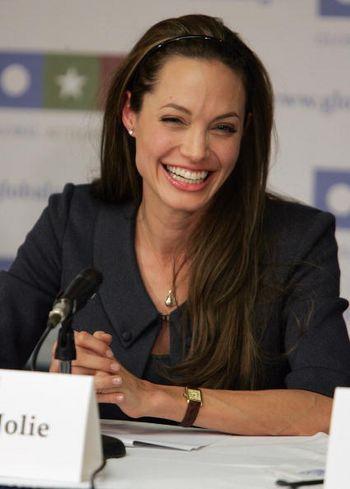 Анджелина Джоли / Angelina Jolie. Фото: Mark Mainz/Getty Images