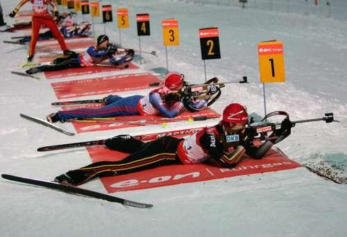 В Оберхофі (Німеччина) стартував четвертий етап Кубка світу. Фото: Christof Koepsel/Bongarts/Getty Images