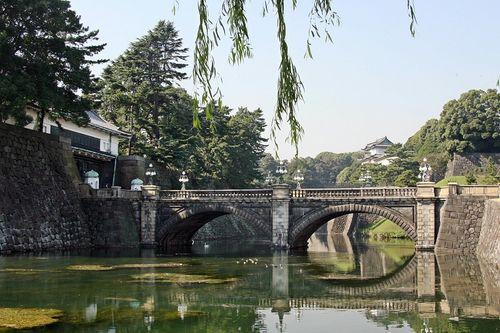 Двух арочный мост. Фото: YOSHIKAZU TSUNO/AFP/Getty Images