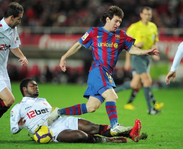 'Севілья' - 'Барселона' фото: Denis Doyle /Getty Images Sport