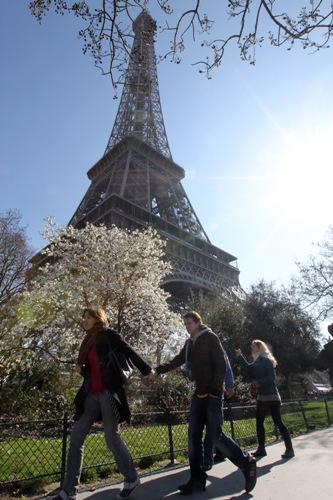 Париж, Франция. Фото: PIERRE VERDY/AFP/Getty Images
