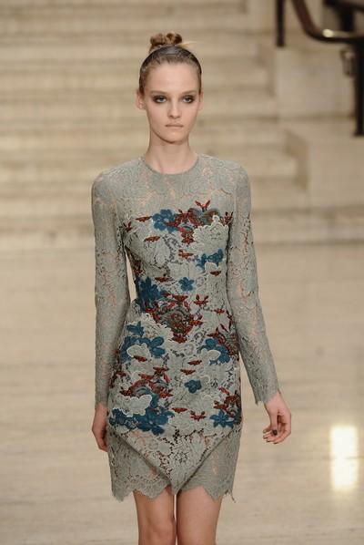 Колекція від Erdam на лондонському Тижні моди. Фото: Ian Gavan/Getty Images