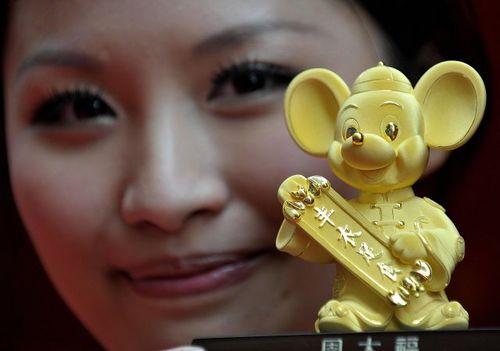 За китайським місячним календарем 2008 р. - це рік миші. Фото: Getty Images