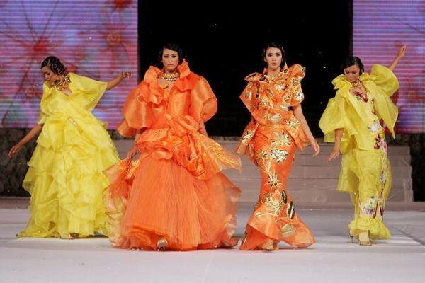 Неделя моды на Бали 2008. Фото: Lisa Maree Williams/Getty Images