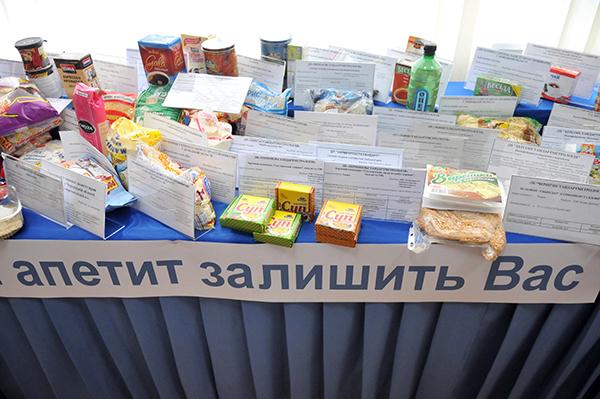 Неякісні продукти харчування. Фото: Володимир Бородін / The Epoch Times Україна