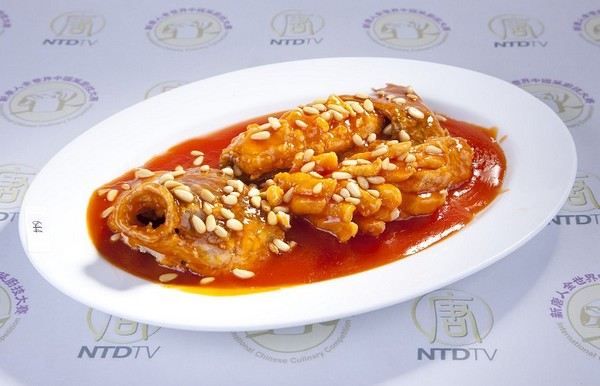 Международный конкурс традиционной китайской кухни, Манхеттен. Фото: The Epoch Times