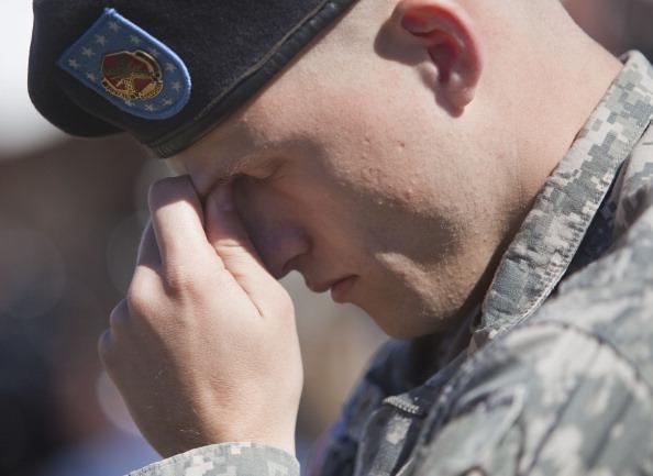 В американской армии нарастает эпидемия самоубийств
