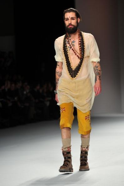 Неделя мужской моды в Милане: Milan Fashion Week 2012. Фото: GIUSEPPE CACACE/Getty Images