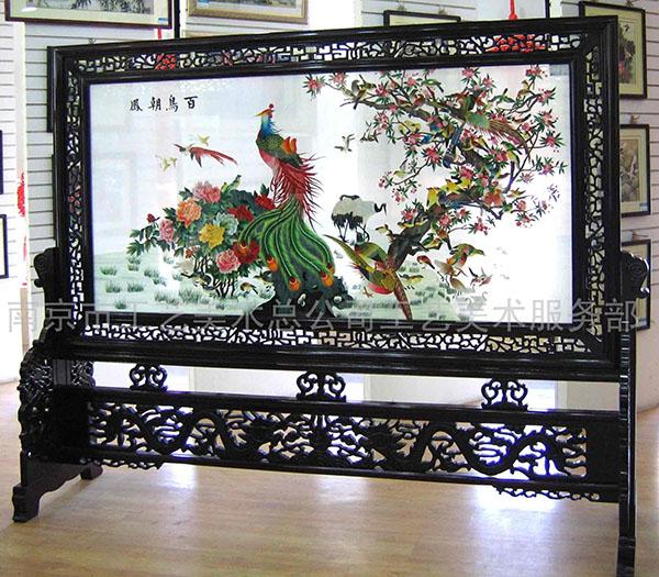 Двусторонняя вышивка. Фото: eogs.com