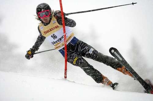 У Венгені (Швейцарія) проходять чергові етапи Кубка світу. Фото: Agence Zoom/Getty Images