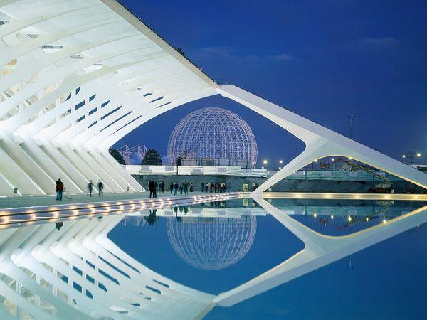 Краєвиди Іспанії. Фото: Кліпарт