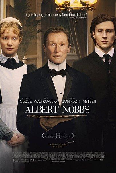 Постер фильма «Таинственный Альберт Ноббс»