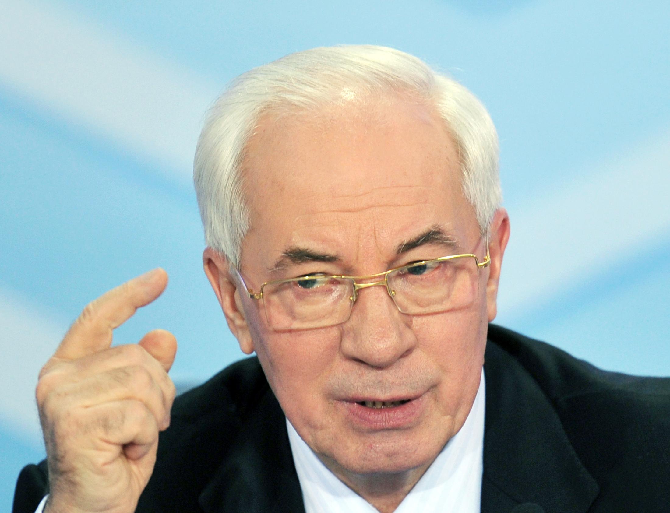 Прес-секретар: Азаров не подавав у відставку