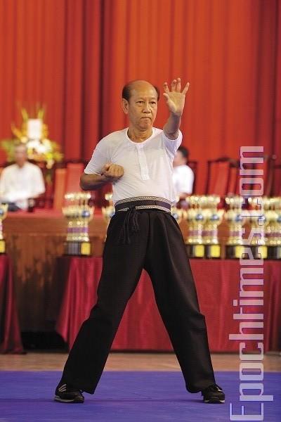 Ло Мань Кам, майстер Вінь-чун rун-фу. Фото представлене Лянь Лі спеціально для The Epoch Times