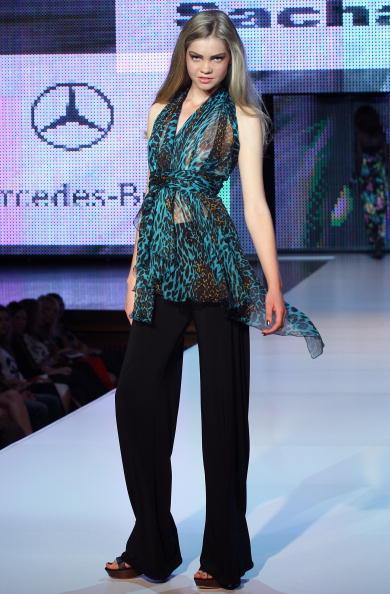 Тиждень моди Mercedes-Benz в Брісбені. Фото: Bradley Kanaris/Getty Images