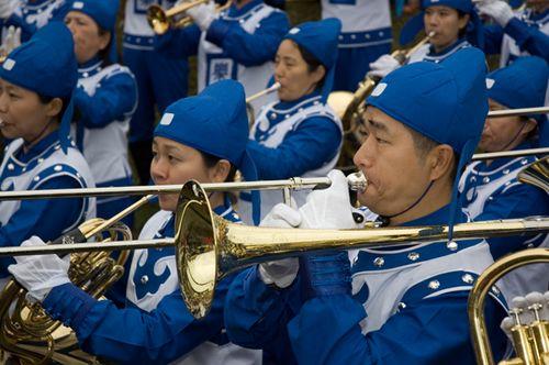 На святковому заході також виступив «Небесний оркестр». Фото: Ван Женцзюнь/Велика Епоха