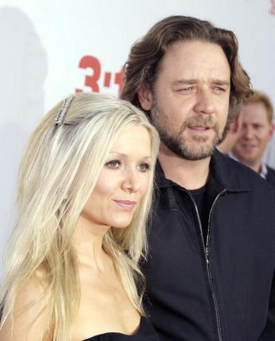 Рассел Кроу з дружиною Даніель Спенсер. Фото: Kevin Winter / Getty Images