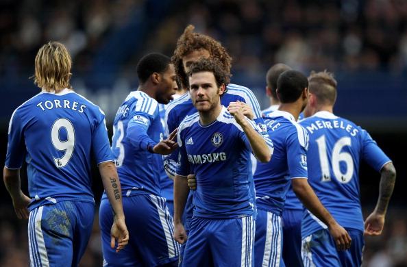 «Челси» - «Фулхэм» Фото: Getty Images Sport