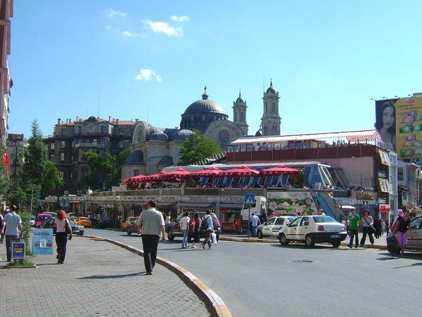 Стамбул. Район Таксим. Фото: Ирина Рудская. The Epoch Times