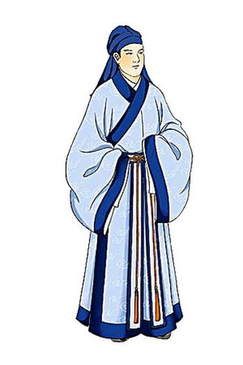 Шеньі - класичне чоловіче вбрання. Фото: Zhengjian.org